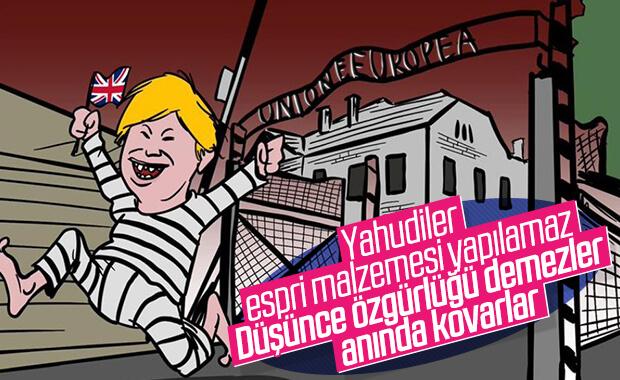 Roma Belediyesi, Yahudilerden tepki alan karikatüristi kovdu