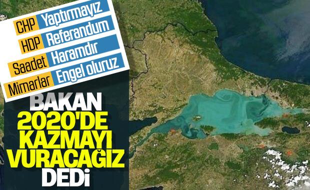 Kanal İstanbul'da sona doğru
