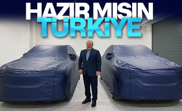 Türkiye yerli otomobiline kavuşuyor