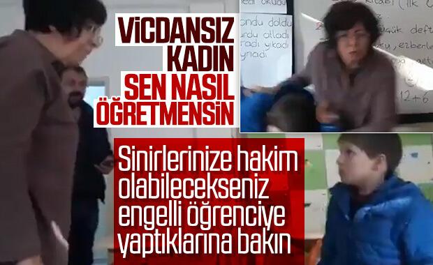 MEB'den, Ankara'daki öğretmene darp soruşturması