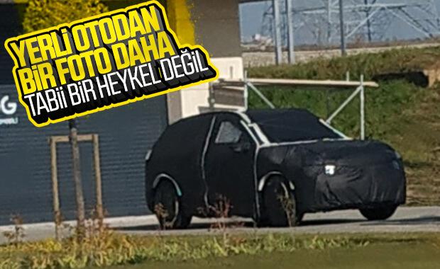 Yerli otomobilin bir fotoğrafı daha ortaya çıktı