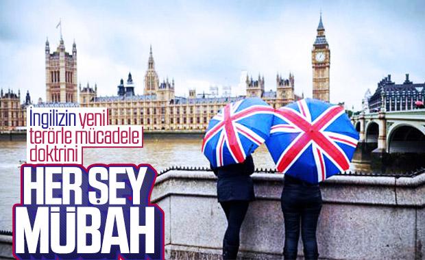 İngiltere'de istihbarat ajanlarının suç işlemesi yasallaştı