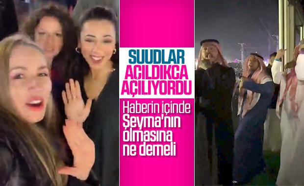 Suudi Arabistan'da tekno müzik festivali