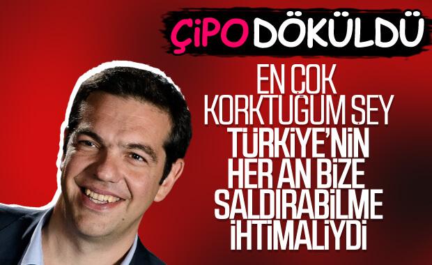Çipras: Türkiye'ye karşı hep tedirgindim