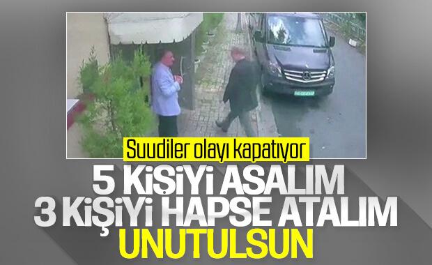 Cemal Kaşıkçı davasında 5 kişiye idam cezası