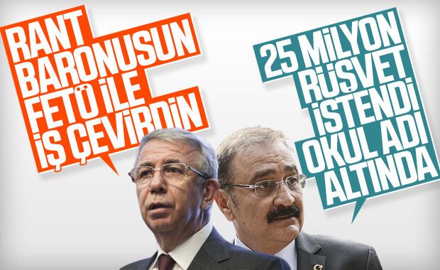 Mansur Yavaş ile Sinan Aygün arasındaki gerilim büyüyor