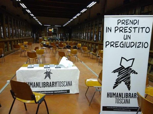 Materyali kitap değil insan olan İnsan Kütüphaneleri