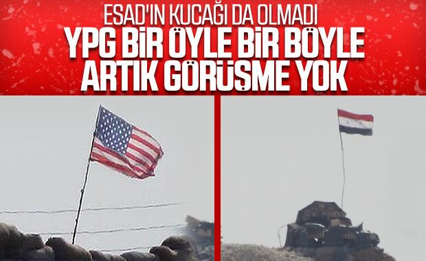 Esad rejimi: Değişken YPG ile diyalog durduruldu
