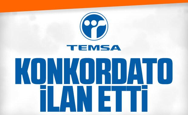TEMSA konkordato ilan etti
