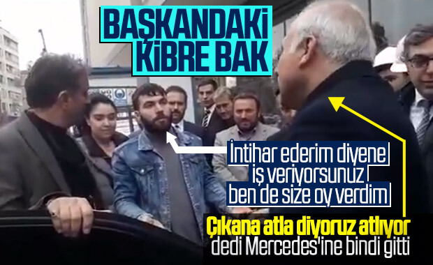 Trabzon Belediye Başkanı'nın iş isteyene verdiği cevap