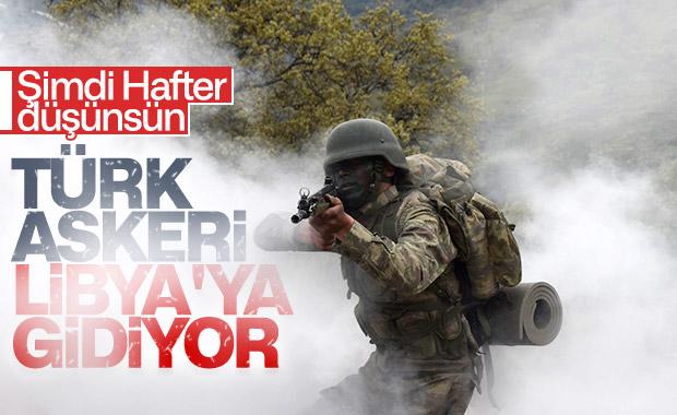 Erdoğan: Hafter'e karşı Libya'yı destekleyeceğiz
