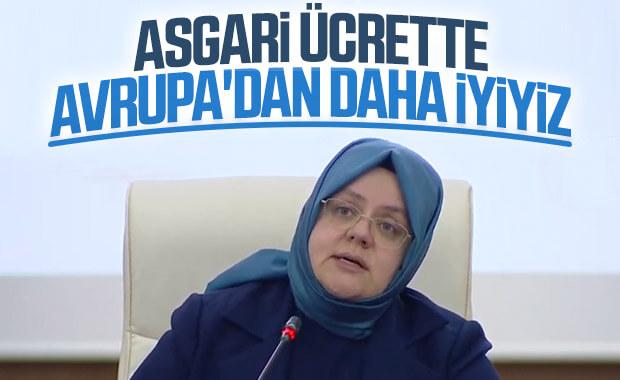Asgari ücrette Türkiye ile AB karşılaştırması