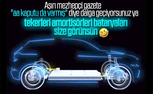 Yerli otomobilin elektrik motorlu sistemi