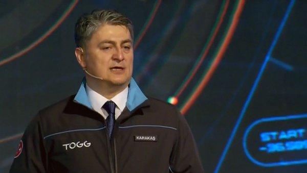 TOGG CEO'su Gürkan Karakaş yerli otomobil sürecini anlattı