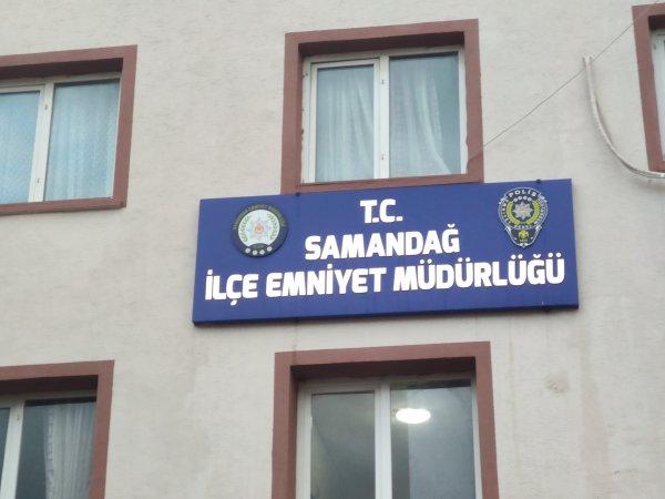 Dolandırıcılara para yatıracakken polis durdurdu
