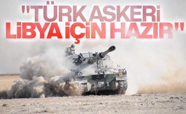 Milli Savunma Bakanlığı: Türk askeri Libya için hazır