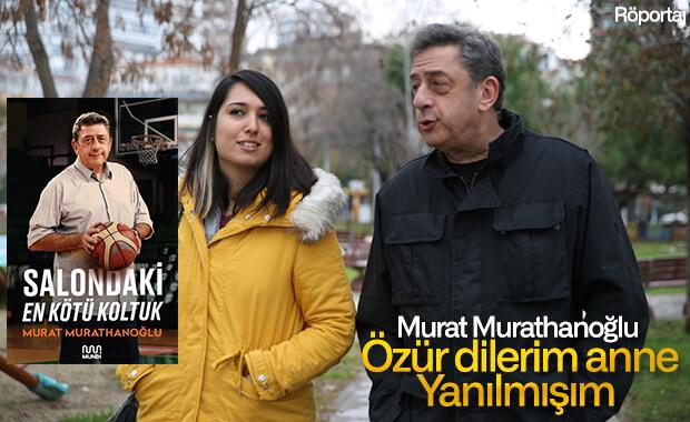Murat Murathanoğlu ile Salondaki En Kötü Koltuk'u konuştuk
