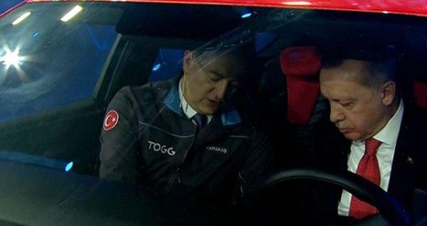 Türkiye'nin yerli otomobili tanıtıldı