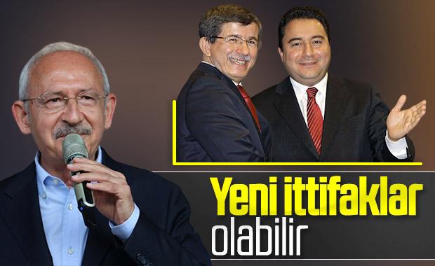 Kemal Kılıçdaroğlu yeni ittifaklara yeşil ışık yaktı