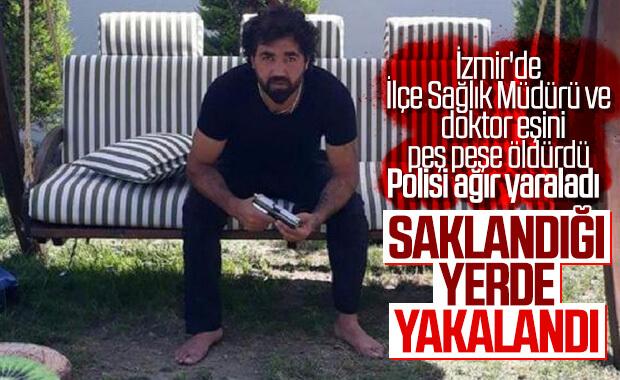 İzmir'de peş peşe işlenen cinayetlerin detayları