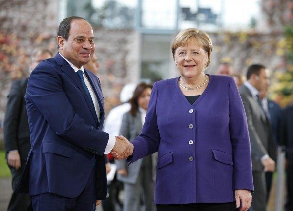 Almanya'nın silah ihracatında Mısır zirvede