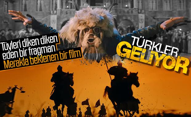 Türkler Geliyor: Adaletin Kılıcı 17 Ocak'ta vizyonda
