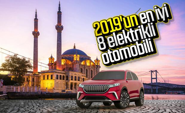 2019'da tanıtılan en iyi 8 elektrikli otomobil