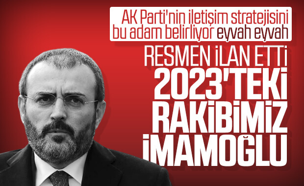 AK Parti 2023'teki rakibini ilan etti