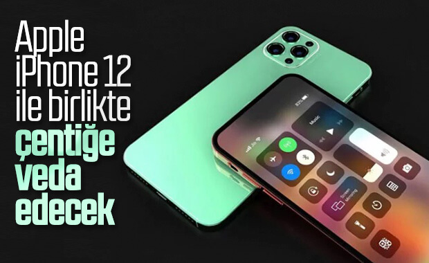 iPhone 12 serisi tamamen çentiksiz ekranla karşımıza çıkabilir