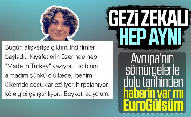 Euronews muhabirinden Türkiye'ye boykot