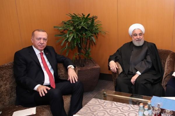 İran Cumhurbaşkanı Ruhani, Türkiye'den yardım istedi