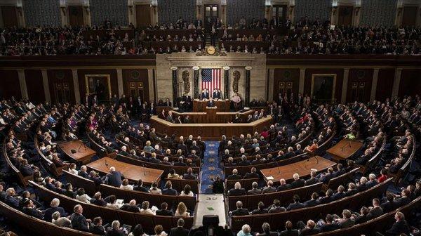 ABD Kongresi İran savaşını önleyecek tasarı düzenledi