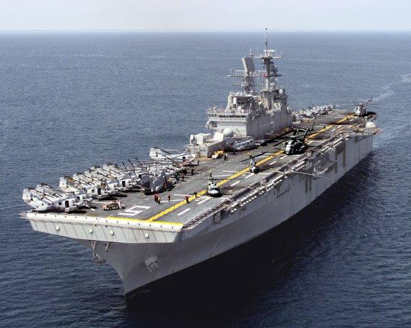 İngiliz ve ABD gemileri Hürmüz Boğazı'na gönderildi