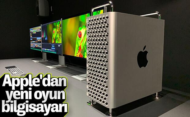 Apple, güçlü bir oyun bilgisayarı satışa sunmaya hazırlanıyor