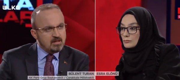 Bülent Turan, AK Parti'deki özgüven eksikliğinden şikayetçi
