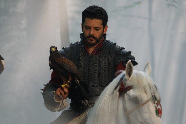 Türkler Geliyor filminin hazırlıkları bir yıl sürdü