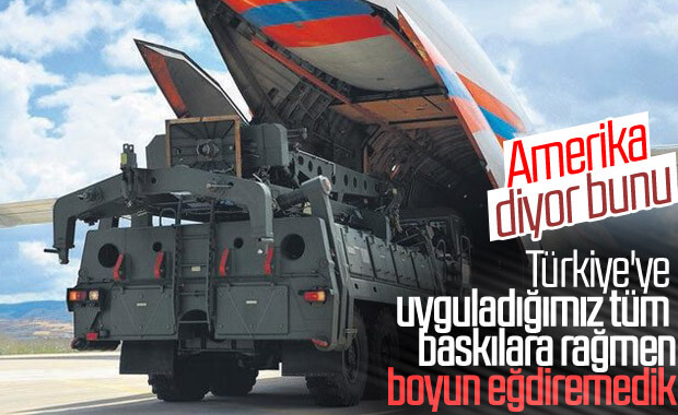Pentagon: Türkiye baskıya boyun eğmedi