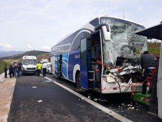 2019'un trafik kazaları