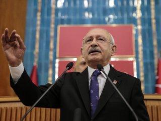 Kemal Kılıçdaroğlu, hükümetin dış politikasını eleştirdi