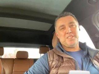 Hakan Şükür Uber şoförü oldu