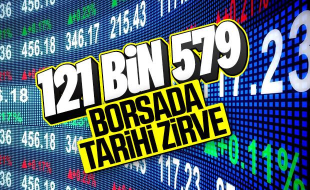 Borsa İstanbul'dan tarihi rekor