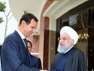 İngiliz gazetesi: Süleymani'yi Esad sattı #1