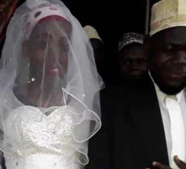 Erkekle evlenen imam görevden uzaklaştırıldı