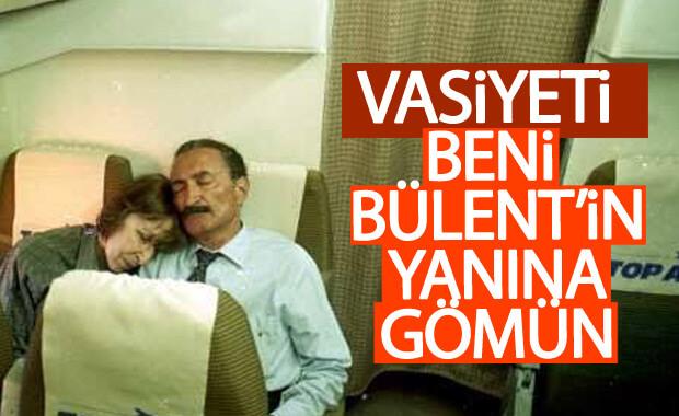 Rahşan Ecevit'in vasiyeti