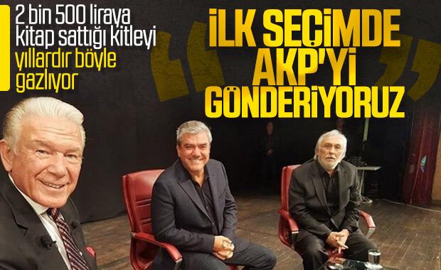 Yılmaz Özdil'in AK Parti'siz gelecek hayali