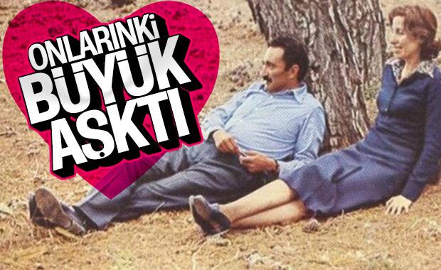 Bülent Ecevit-Rahşan Ecevit aşkı