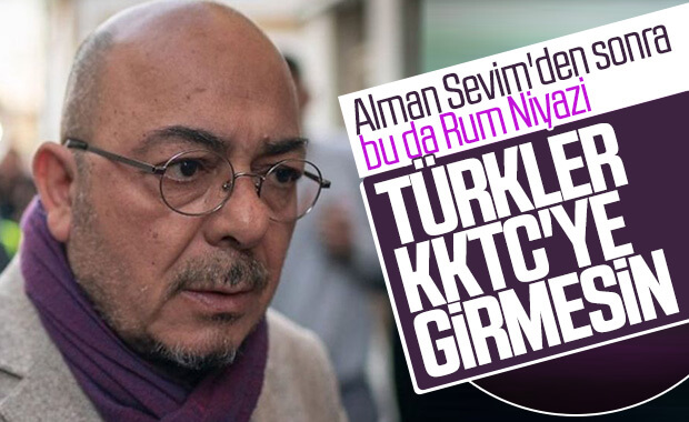 Türk asıllı Rum vekilden Türkiye düşmanlığı