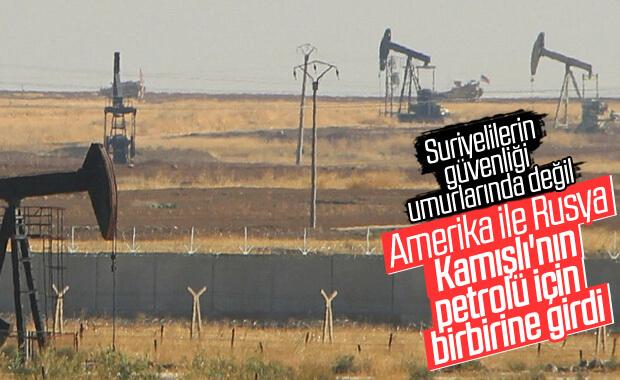 ABD ve Rusya'nın petrol kapışması