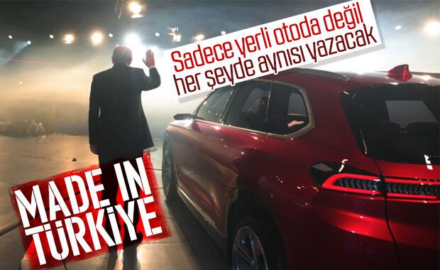 Made in Turkey yerine Made in Türkiye geliyor