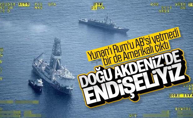 ABD de Doğu Akdeniz için Türkiye karşıtı açıklama yaptı